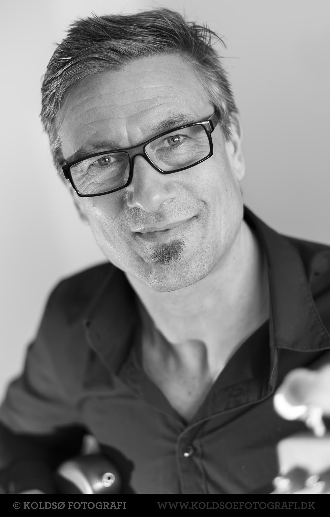 Henrik Deleuran, ejer af Soundlab og Basundervisning, basinstruktør, bassist, komponist, lydproducer og videoproducer